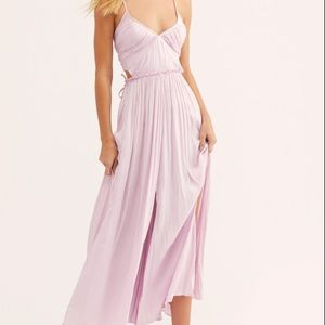 Need This Shiny Maxi Dress NWOT